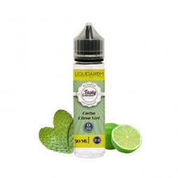 Cactus Citron Vert 0mg 50ml - Tasty Collection