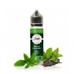 Thé Vert à la Menthe 0mg 50ml - Tasty Collection