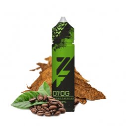 [Caffeine] Z Fuel 01 Original 0mg 50ml - Zap Juice