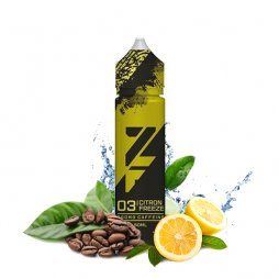 Z Fuel 03 Citron Freeze 0mg 50ml - Zap Juice