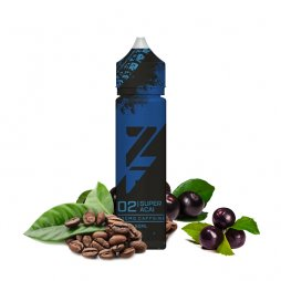 Z Fuel 02 Super Acai 0mg 50ml - Zap Juice