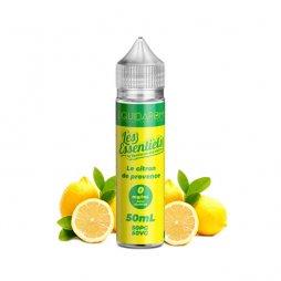 Citron de Provence 50ml - Les Essentiels