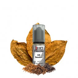 Nic Salts N+ UK Smokes 10ml - T-Juice