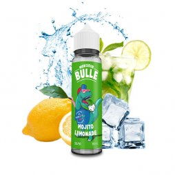 Mojito Limonade 0mg 50ml - Monsieur Bulle by Liquideo