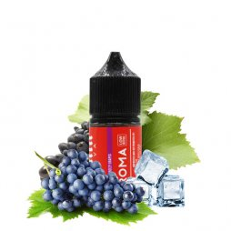 Concentré Freezy Grapes 30ml LOW MENTHOL - Fcukin Flava