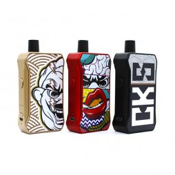 Kit Pod Dagger Junior 3ml 1000mAh - CKS