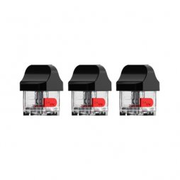 Cartridges Standard Empty for RPM 40 4.3ml (3pcs) - Smoktech