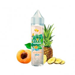 Fruits Jaunes 0mg 50ml - Five Coktails by Vapeflam