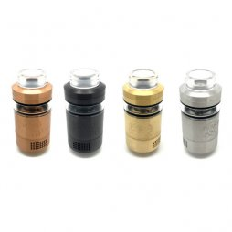 The Isolation Tank RTA 4ml 26mm - Deathwish Modz