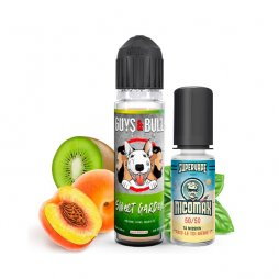 E-liquide Sweet Garden 50 ml - Guys & Bull