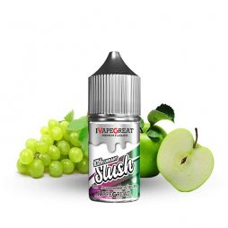 Concentrate Apple Blackcurrant Slush 30ml - IVG