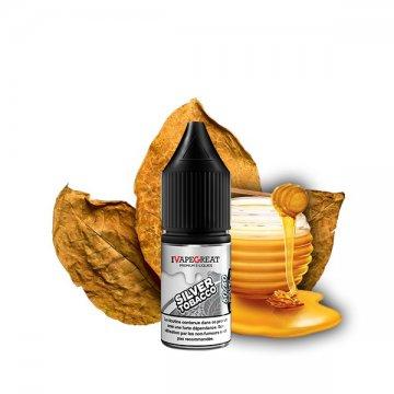 Tobacco Silver 10ml - I VAPE GREAT 50:50 [DESTOCKAGE]