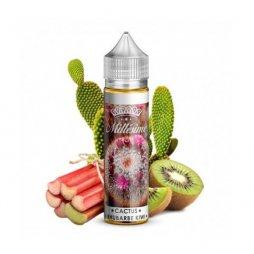 Cactus Rhubarbe Kiwi 0mg 50ml - Millésime