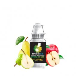Pomme Poire 10ml - Basic by BordO2