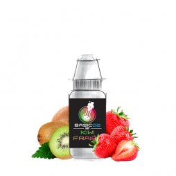 Kiwi Fraise 10ml - Basic by BordO2