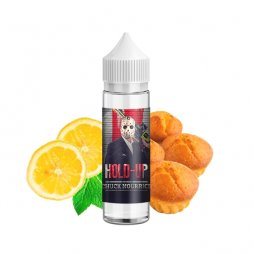 Chuck Nourrice 0mg 50ml - Hold-Up by BordO2