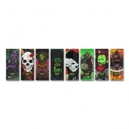 Wraps pour accus 18650 (5pcs) - Zombies Series