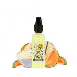 Concentré Melon Custard 30ml - Mr & Mme
