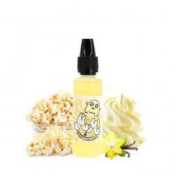 Concentrate Pop Corn Custard 30ml - Mr & Mme
