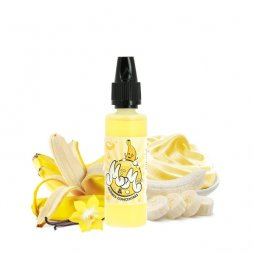 Concentrate Banane Custard 30ml - Mr & Mme