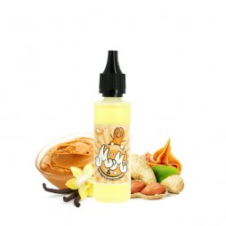 Concentrate Cacahuète Custard 30ml - Mr & Mme