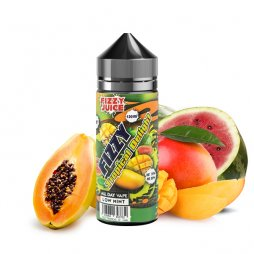 Tropical Delight 0mg 100ml - Fizzy