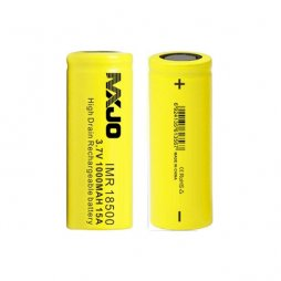 Battery 18500 1000mAh 15A 3.7V - MXJO