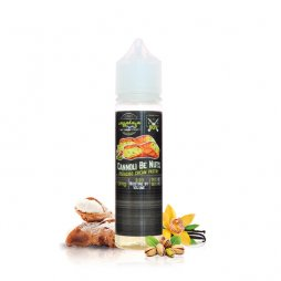 Cannoli Be Nuts 0mg 50ml - Cassadaga Liquids