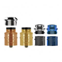 Kali V2 RDA 25mm Brass Edition - QP Design