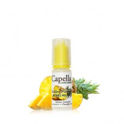 Arôme concentré Golden Pineapple 10ml - Capella