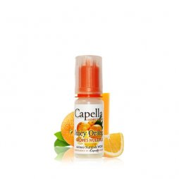 Arôme concentré Juicy Orange 10ml - Capella