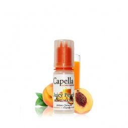 Arôme concentré Juicy Peach 10ml - Capella