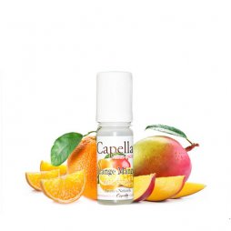 Arôme concentré Orange Mango 10ml - Capella