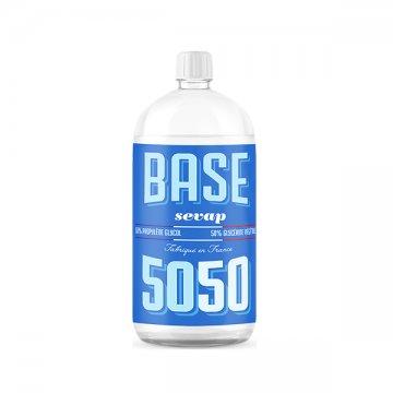 Base 50PG / 50VG 500ml / 1L - Sevap