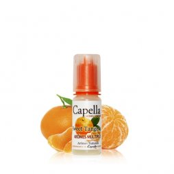 Concentré Sweet Tangerine 10ml - Capella