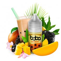 Concentrate Manggo Boba 30ml - Jazzy Boba