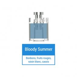 Pod Bloody Summer 1.8ml for Slym (3pcs) - Fruizee X Aspire
