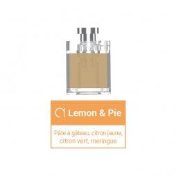 Pod Lemon & Pie 1.8ml pour Slym (3pcs) - Alfaliquid X Aspire