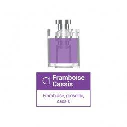 Pod Framboise Cassis 1.8ml pour Slym (3pcs) - Alfaliquid X Aspire