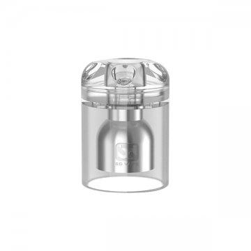 Precisio MTL RTA Top Cap 2.7ml Polycarbonate/Ultem - BD Vape