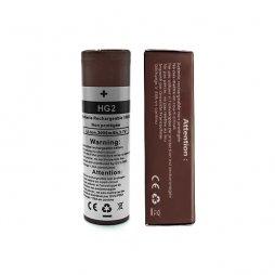 LG HG2 18650 3000mAh 20A 3.6V Rechargeable Li-ion Battery