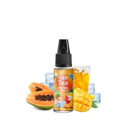 Concentrate Mangue Papaye 10ml - Sun Tea by Full Moon