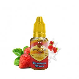 Concentrate Strawberry Cream 30ml - Customixed