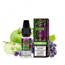 Matata 20mg 10ml - Twelve Monkeys Salts