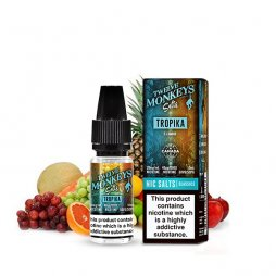 Tropika 20mg 10ml - Twelve Monkeys Salts