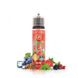 Le Red 0mg 50ml - Tasty Collection
