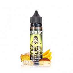 Freaky Banana 0mg 50ml - Drip Maniac