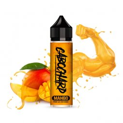 Mango pour les Costauds 0mg 50ml - Cabochard