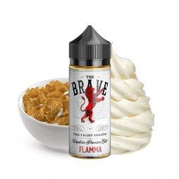 The Brave Flamma 100ml 0mg - Vapeflam