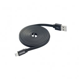 Câble USB vers Micro USB 2m 1A - Tekmee